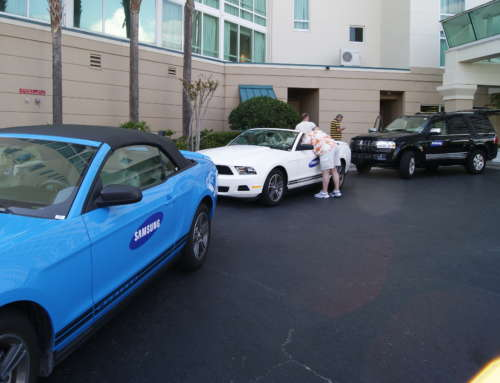 Mustang GT drive around Florida, USA