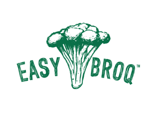 Logotype and strategy of EASYBROQ brand