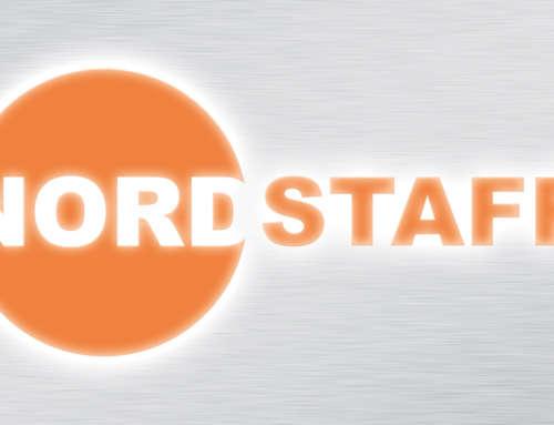 Nordstaff – rebranding